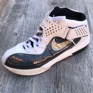 Lebron James Air Max Soldier V Basketball Shoes